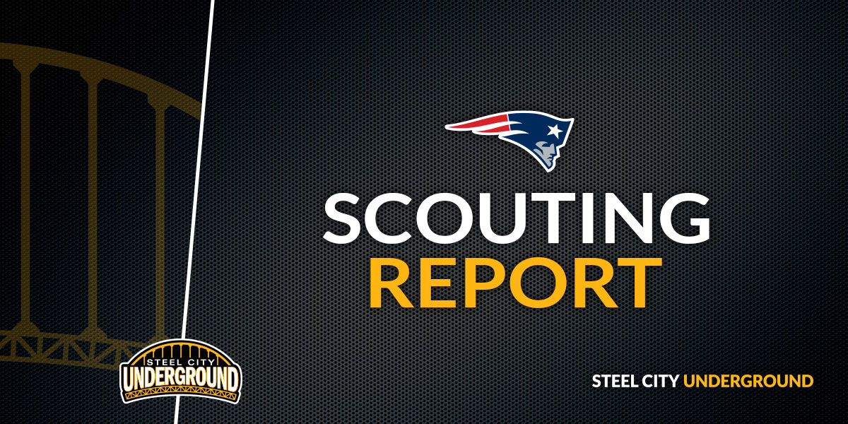 New England Patriots Scouting Report
