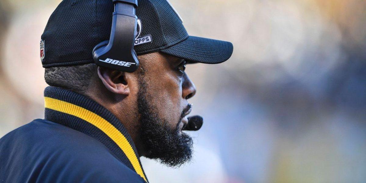 Pittsburgh Steelers head coach Mike Tomlin