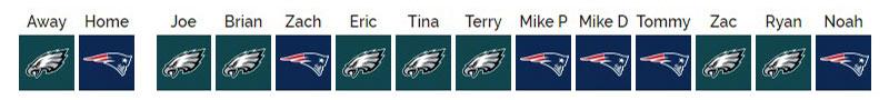 Super Bowl picks