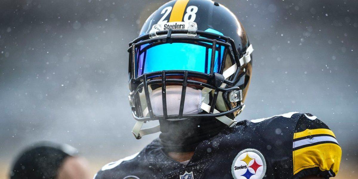 Pittsburgh Steelers S Sean Davis