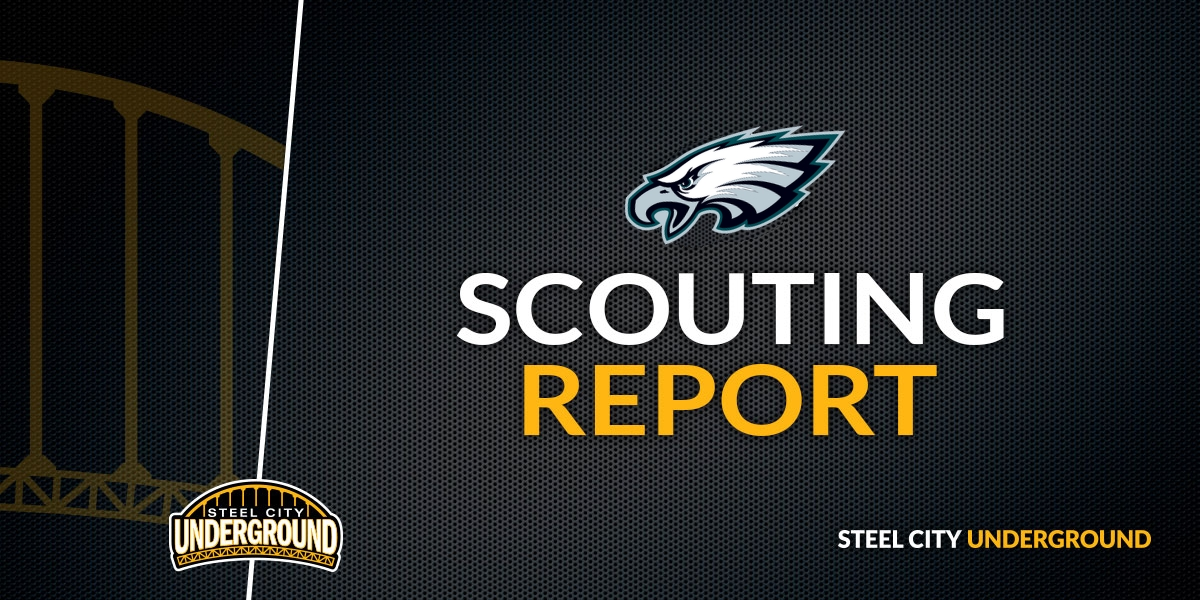 Steelers vs. Eagles Scouting Report