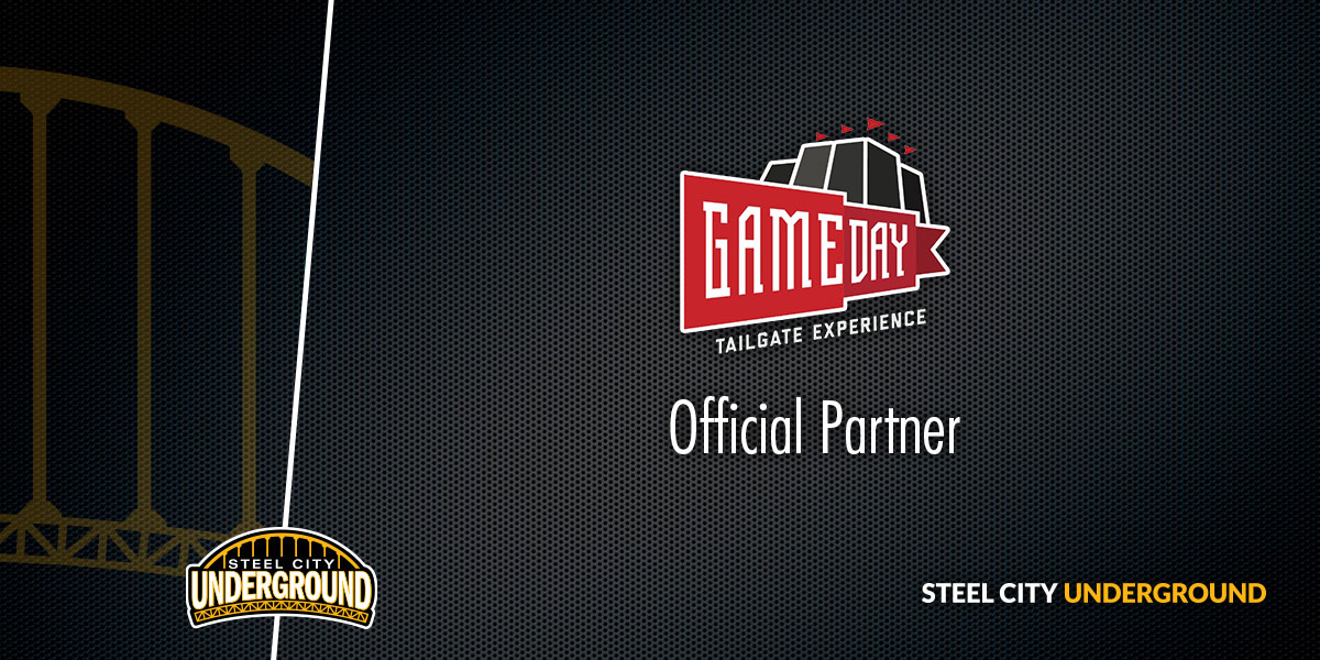 Gameday Tailgate Experience - official sponsor