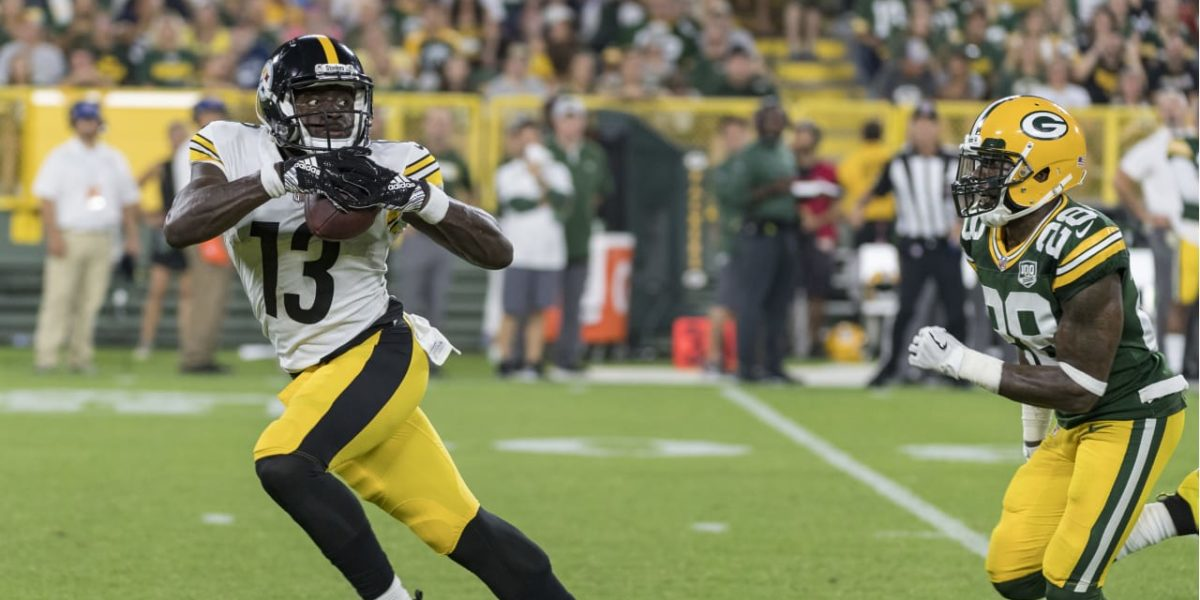 b1a04ea44 Word of advice for Steelers Nation: don't sleep on James Washington ...