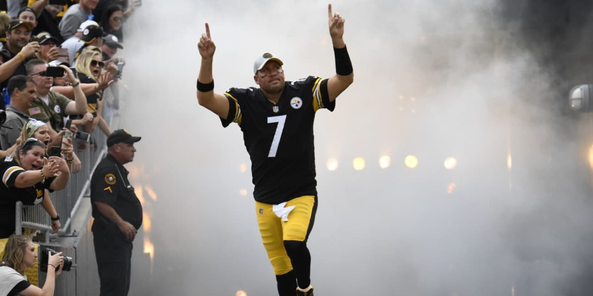 Pittsburgh Steelers QB Ben Roethlisberger