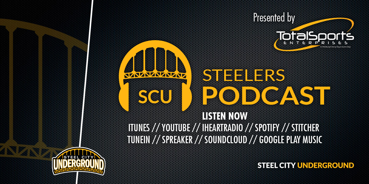 TSE presents the Steel City Underground Steelers Podcast