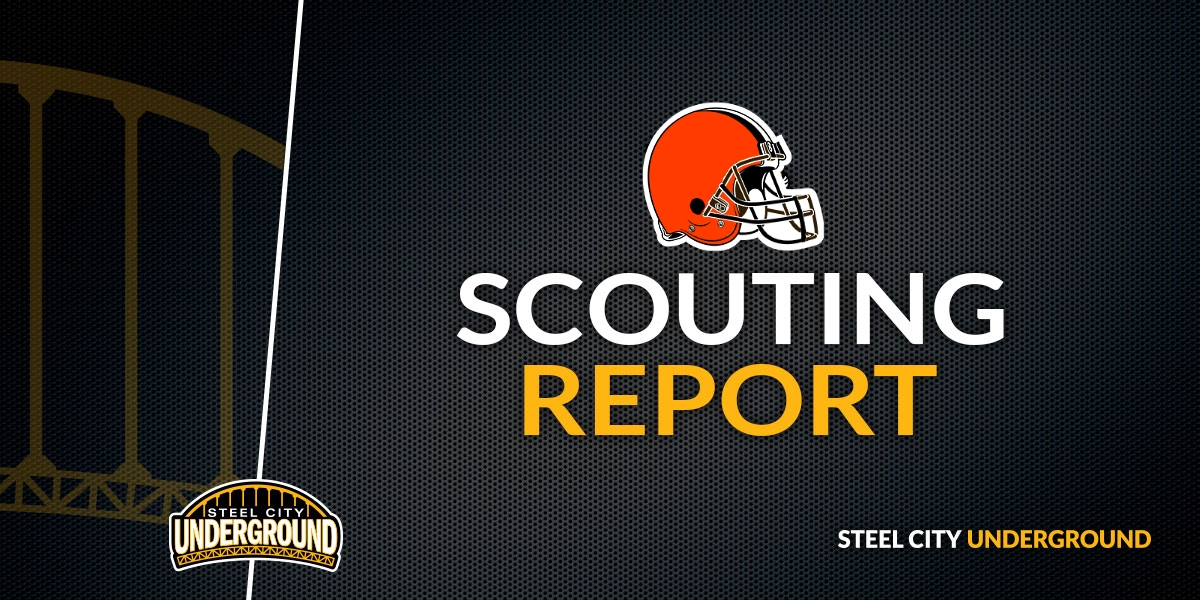 Steelers Browns Scouting Report