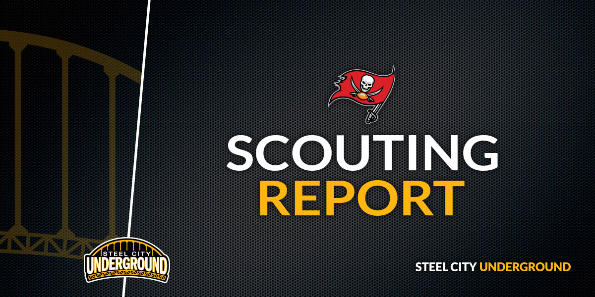 Steelers Bucs Scouting Report