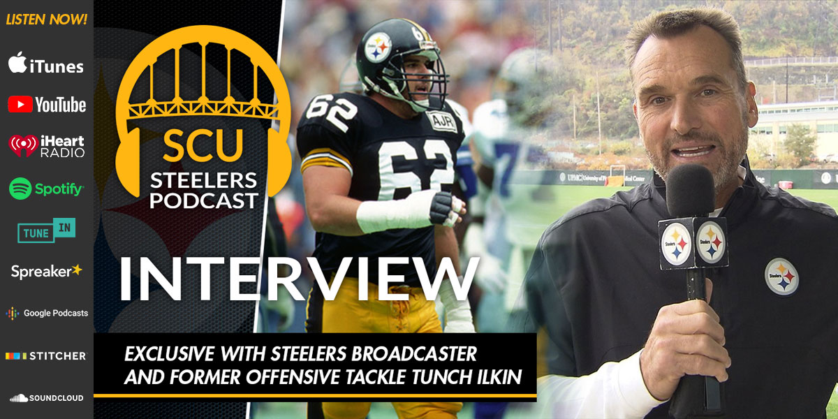 157407564e6 Gameday Tailgate Experience presents the Steel City Underground Steelers  Podcast
