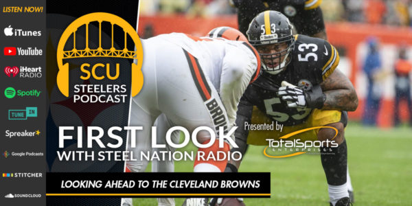 d4481f4e294 Total Sports Enterprises presents the Steel City Underground Steelers  Podcast