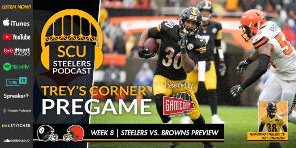 9fb218d054c Trey s Corner  Can the Steelers avoid another overtime tie with the Browns