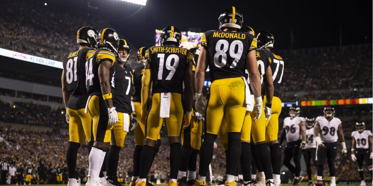 Steelers Playing Time Shares From Sunday Night S Loss To The
