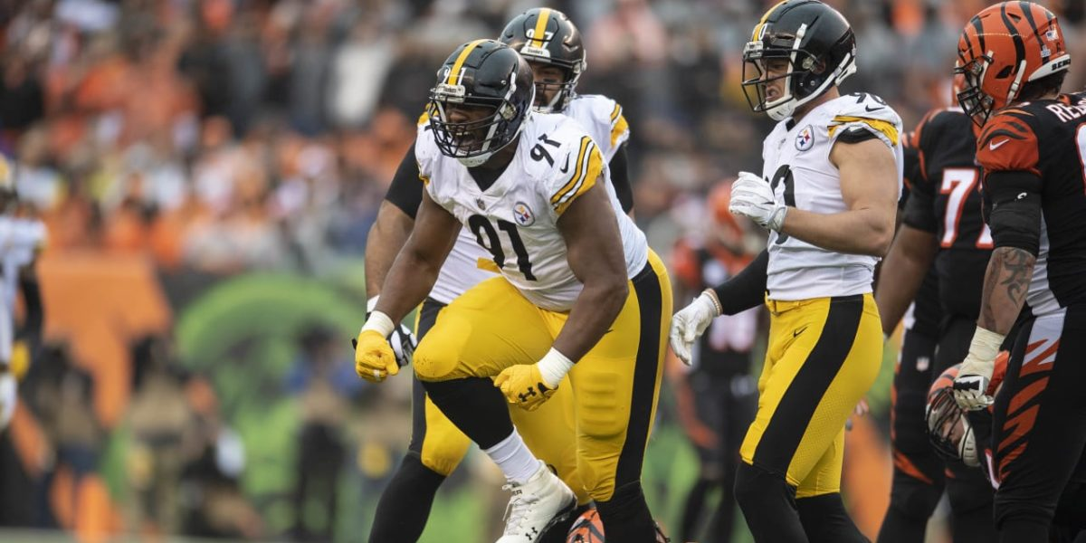 Pittsburgh Steelers DE Stephon Tuitt