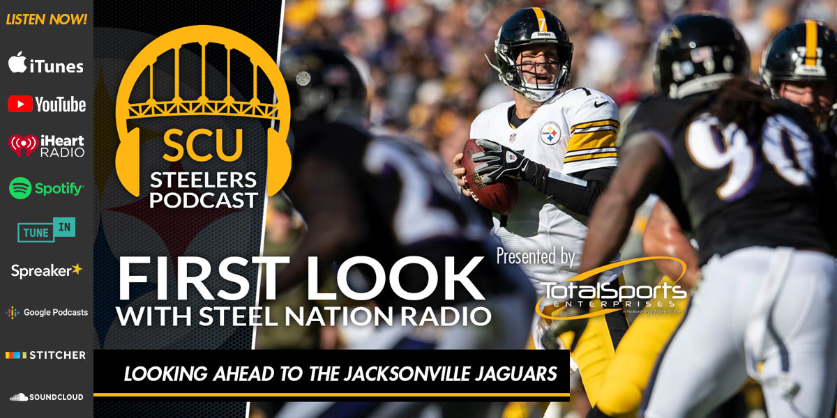 First Look with Steel Nation Radio: Looking ahead to the Jacksonville Jaguars
