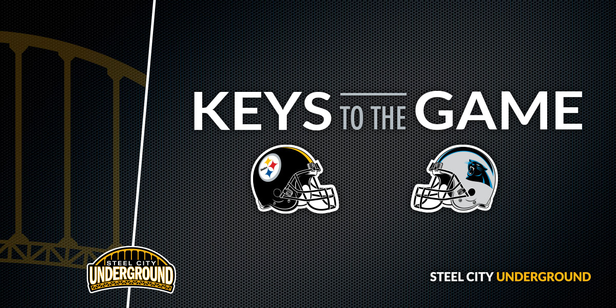 Steelers vs. Panthers Keys To The Game