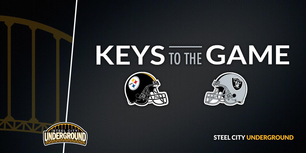 Steelers vs. Raiders Keys to the Game
