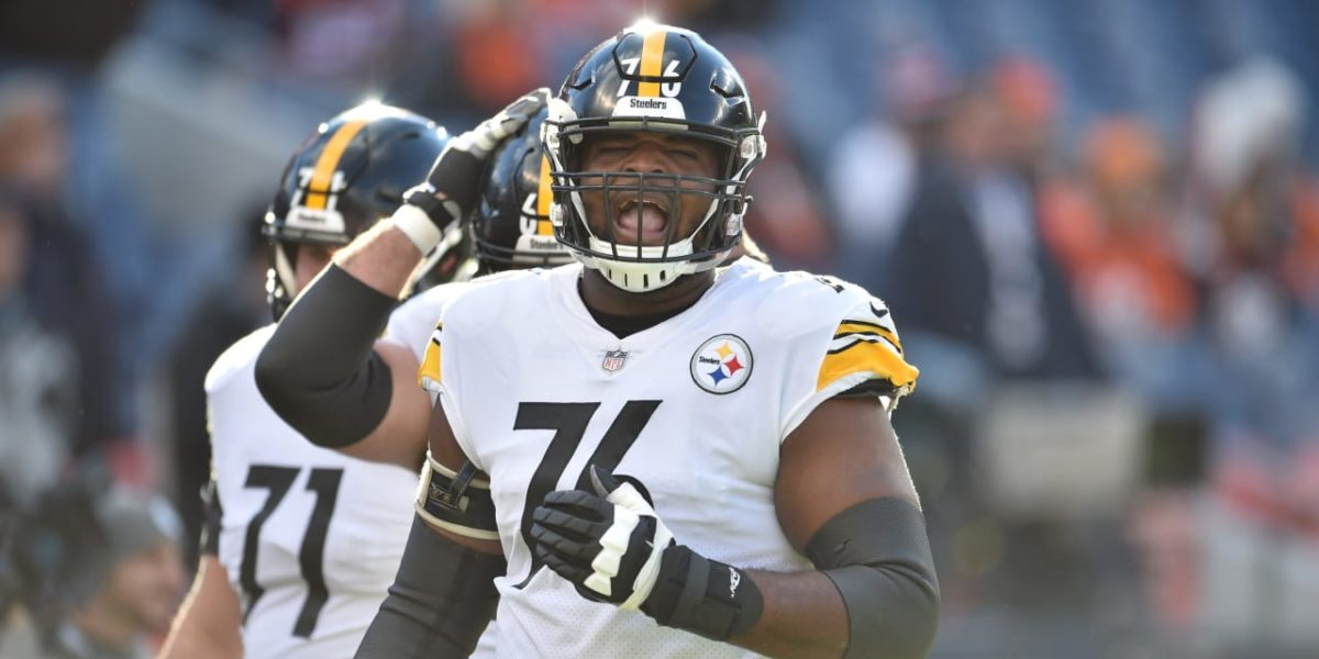 Pittsburgh Steelers OL Chukwuma Okorafor