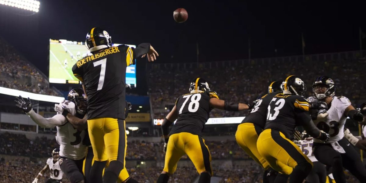 Pittsburgh Steelers Vs Baltimore Ravens Game Day Preview