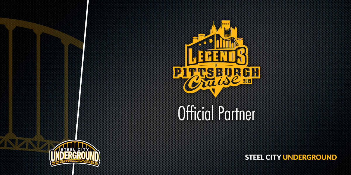 Legends of Pittsburgh Cruise - official sponsor