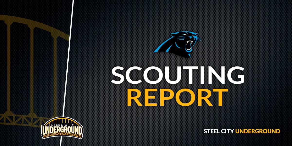 Steelers vs. Panthers Scouting Report