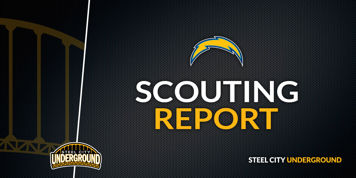 Steelers vs. Chargers Scouting Report