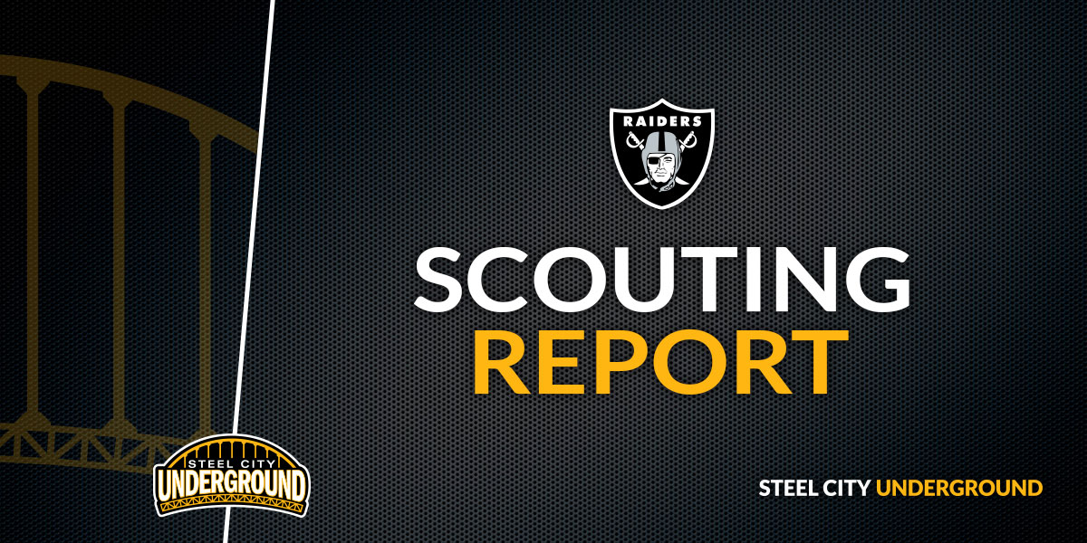 Steelers vs. Raiders Scouting Report