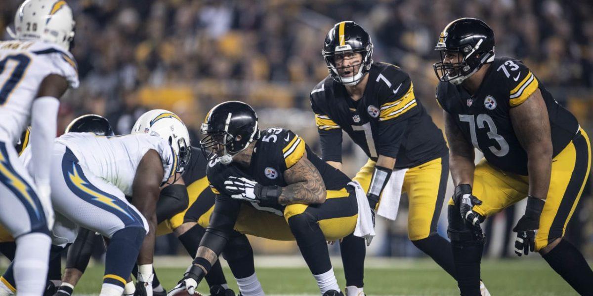 Pittsburgh Steelers QB Ben Roethlisberger