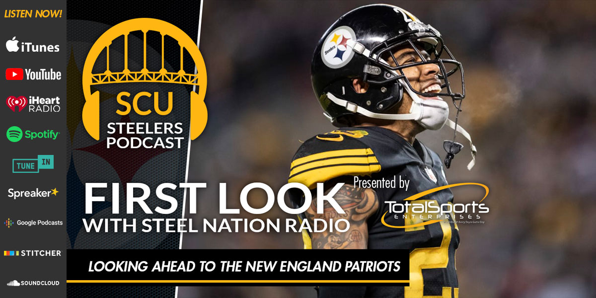 First Look with Steel Nation Radio: Looking ahead to the New Orleans Saints