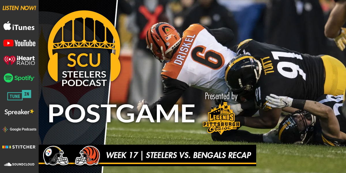 Steelers barely survive against the beaten-up Bengals