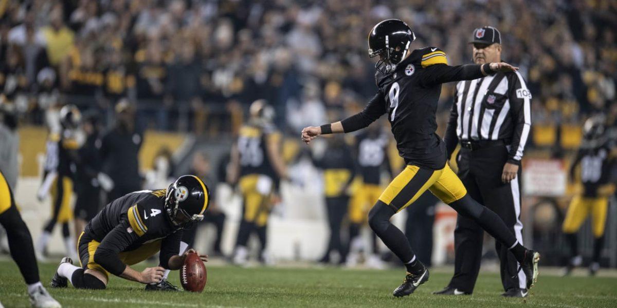 Pittsburgh Steelers K Chris Boswell