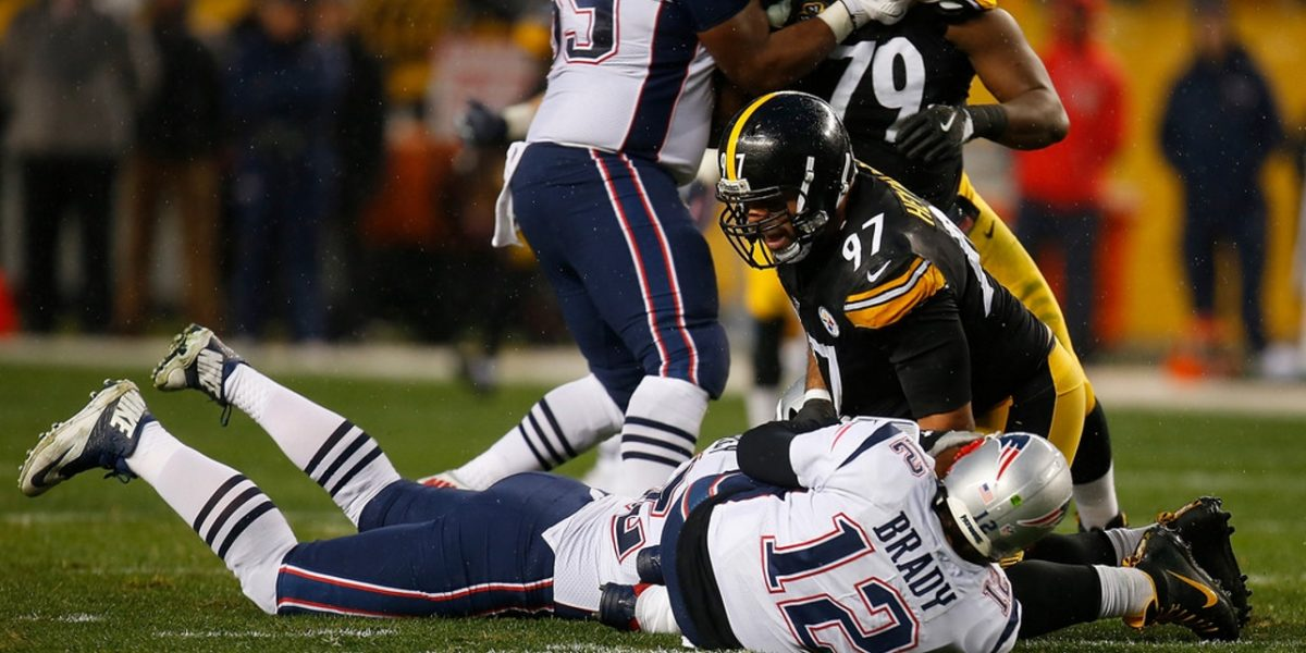 03abed0fc Pittsburgh Steelers Game Day: Previewing the Patriots | Steel City ...