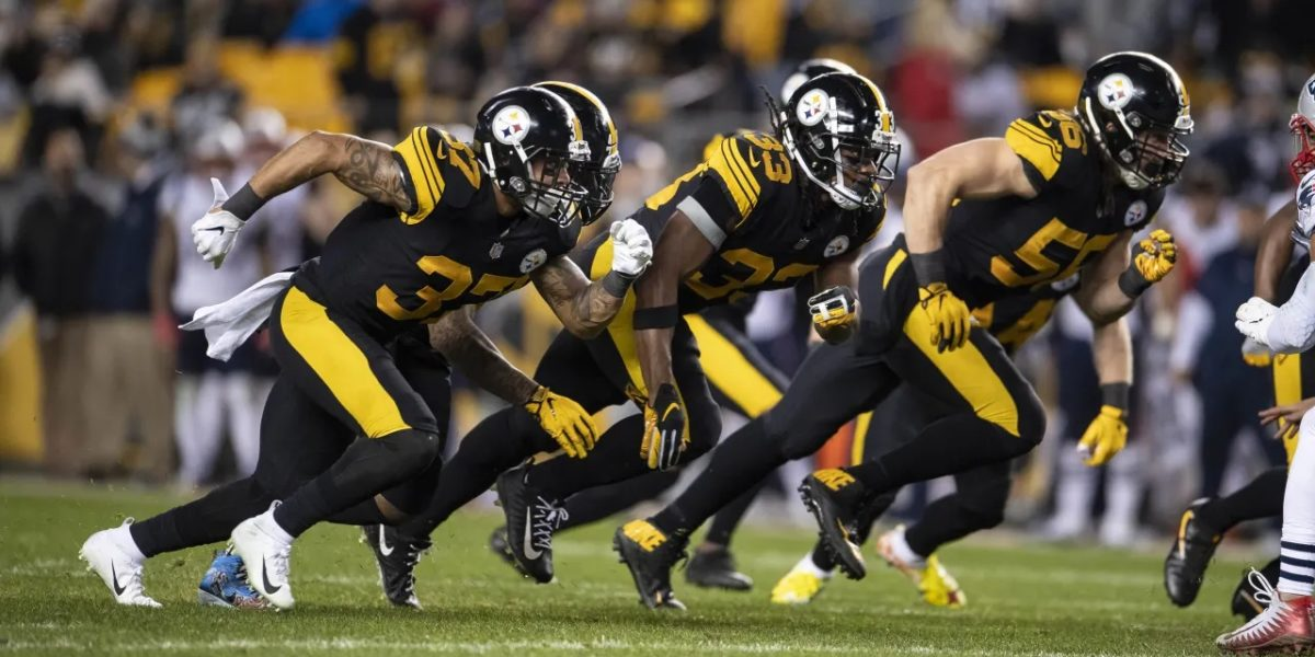 26c635d7c90 Steelers Stats that Stood Out in the win over the Patriots
