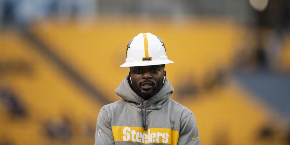Pittsburgh Steelers WR Eli Rogers