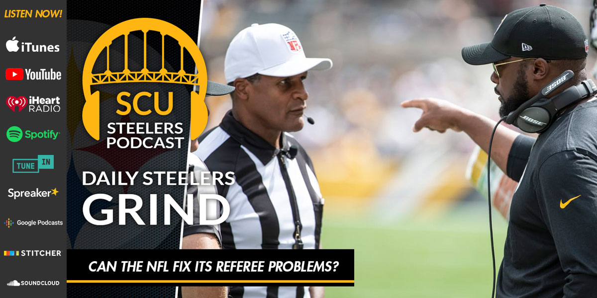 Can the NFL fix its referee problems?