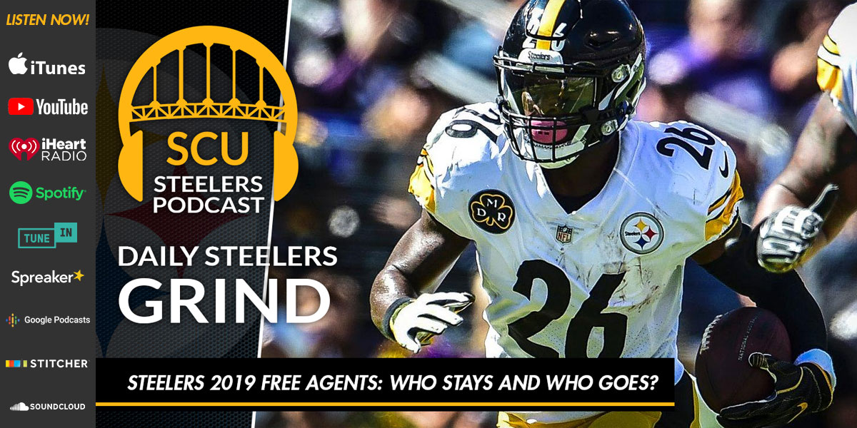 Steelers 2019 free agents: who stays and who goes?
