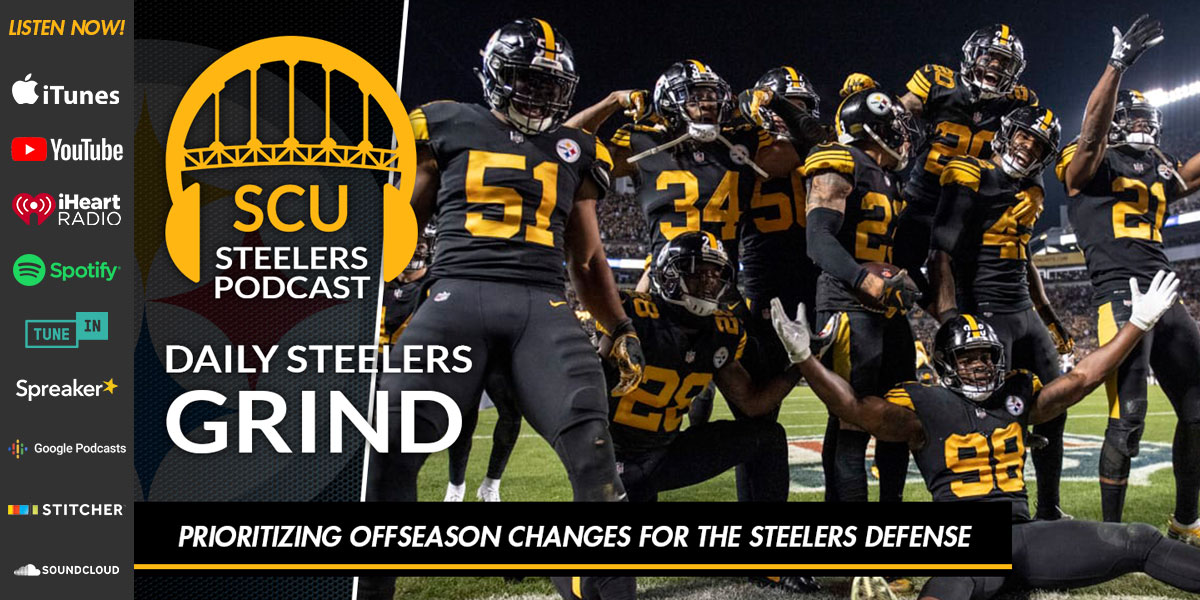 Prioritizing offseason changes for the Steelers defense
