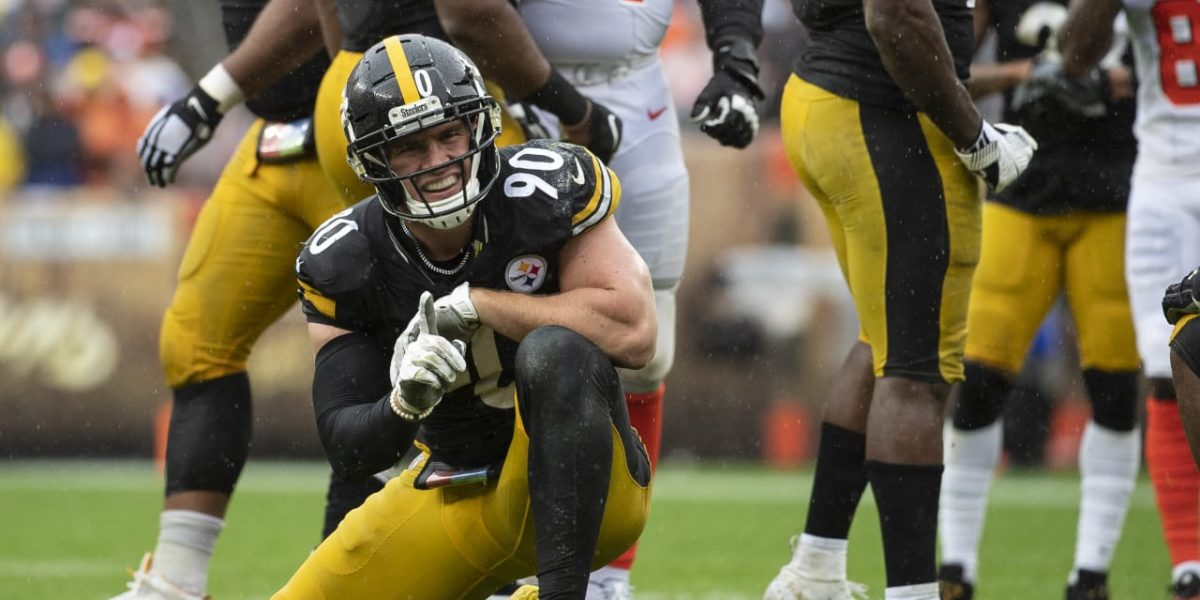 Pittsburgh Steelers LB T.J. Watt