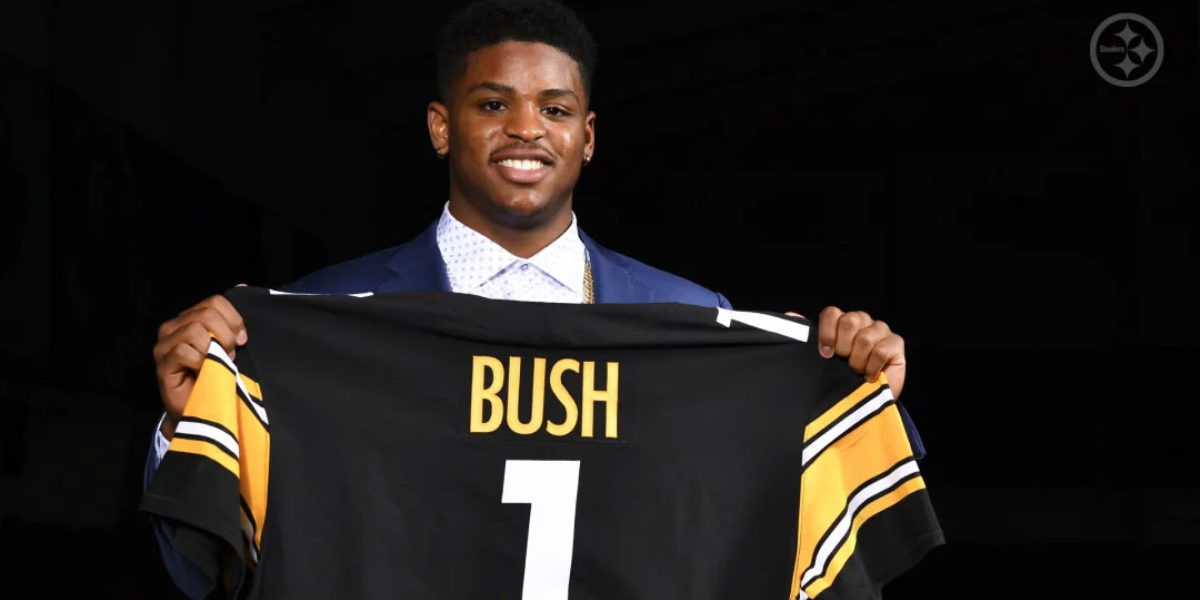Pittsburgh Steelers LB Devin Bush