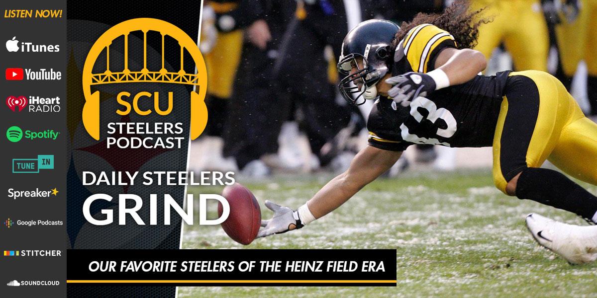 Our favorite Steelers of the Heinz Field era