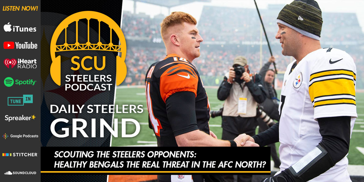 Scouting the Steelers opponents: Healthy Bengals the real threat in the AFC North?