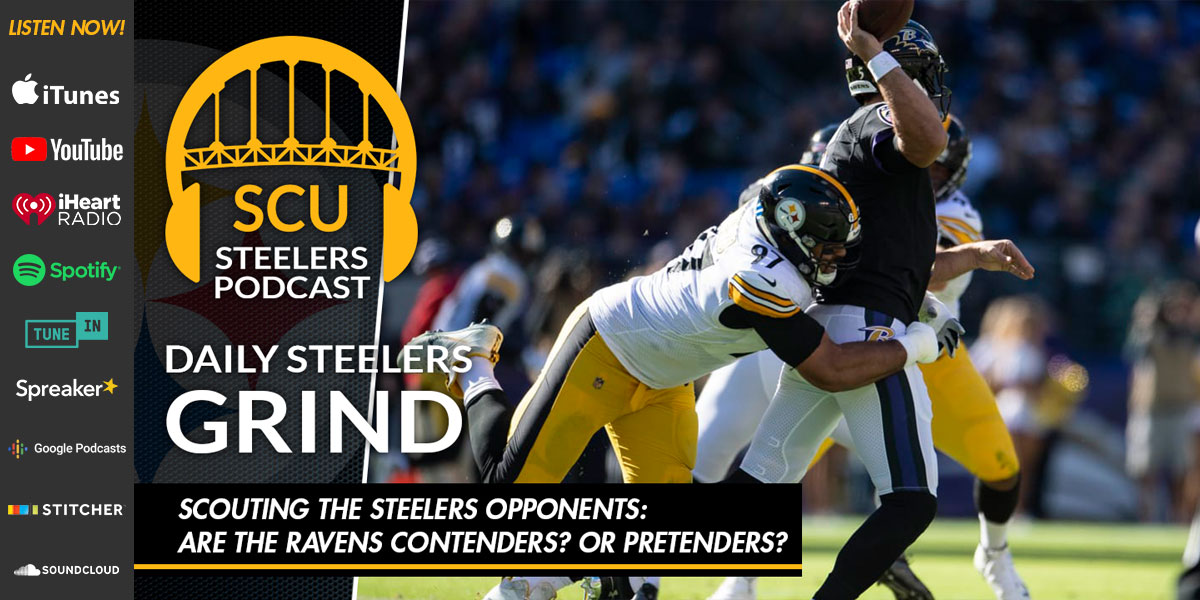 Scouting the Steelers opponents: Are the Ravens contenders? Or pretenders?