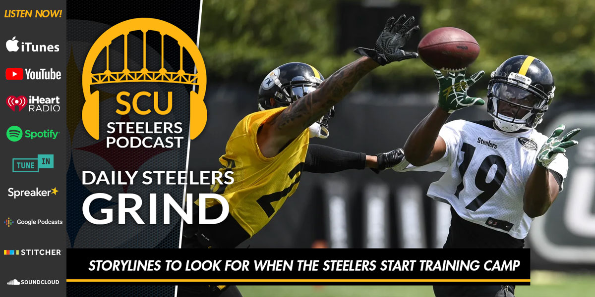 Storylines to look for when the Steelers start training camp