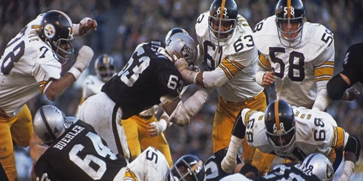 ad5c1951 Steelers Fan Friday: Why the Steelers, Raiders rivalry was one of ...