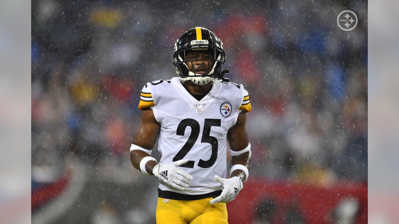 Pittsburgh Steelers CB Artie Burns