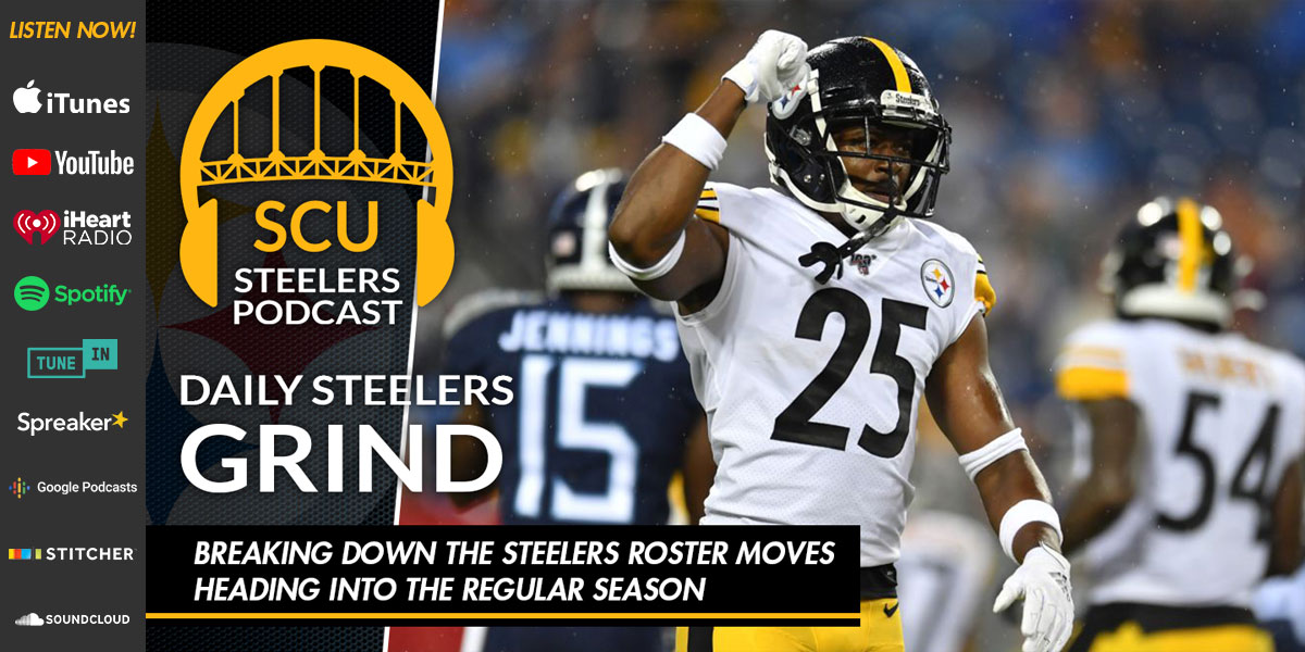 Breaking down the steelers roster moves heading into the regular season