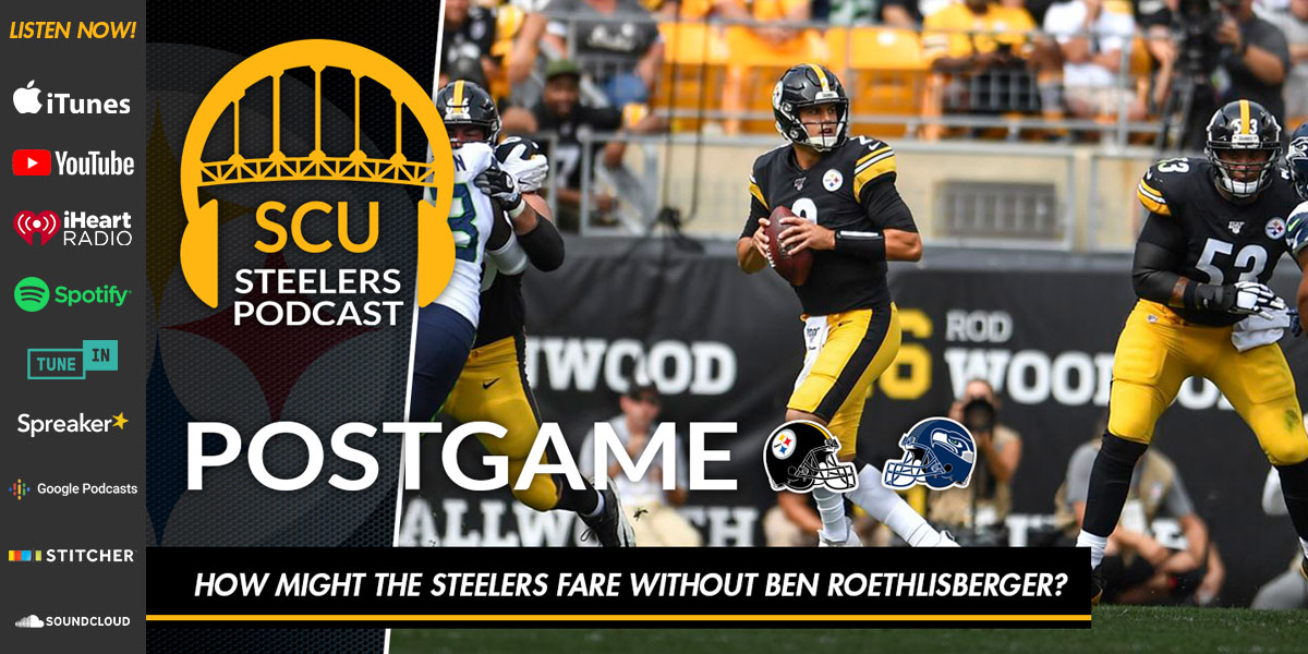 How might the Steelers fare without Ben Roethlisberger?