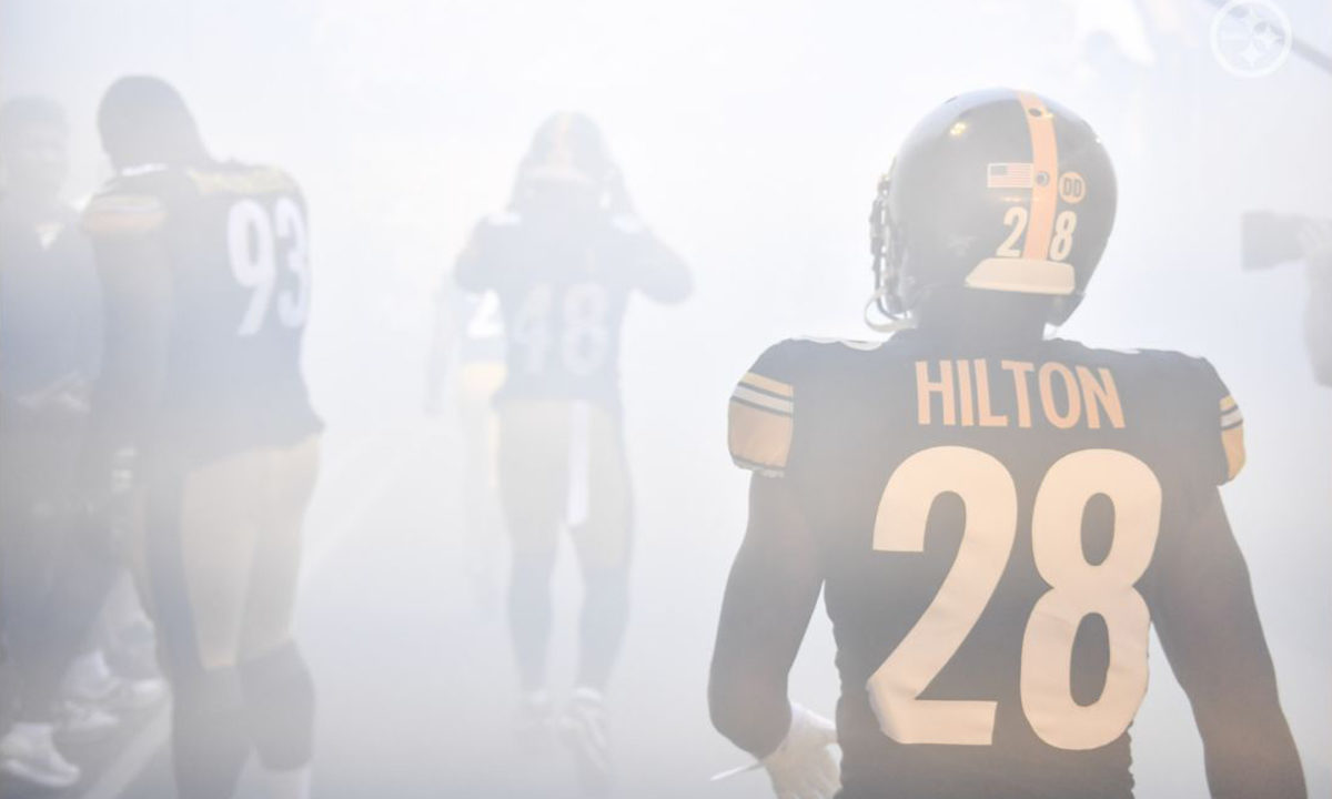 Pittsburgh Steelers CB Mike Hilton