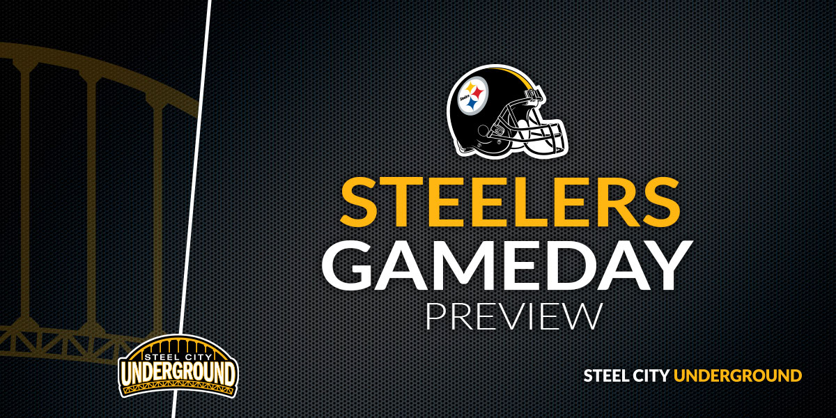 Pittsburgh Steelers GameDay Preview