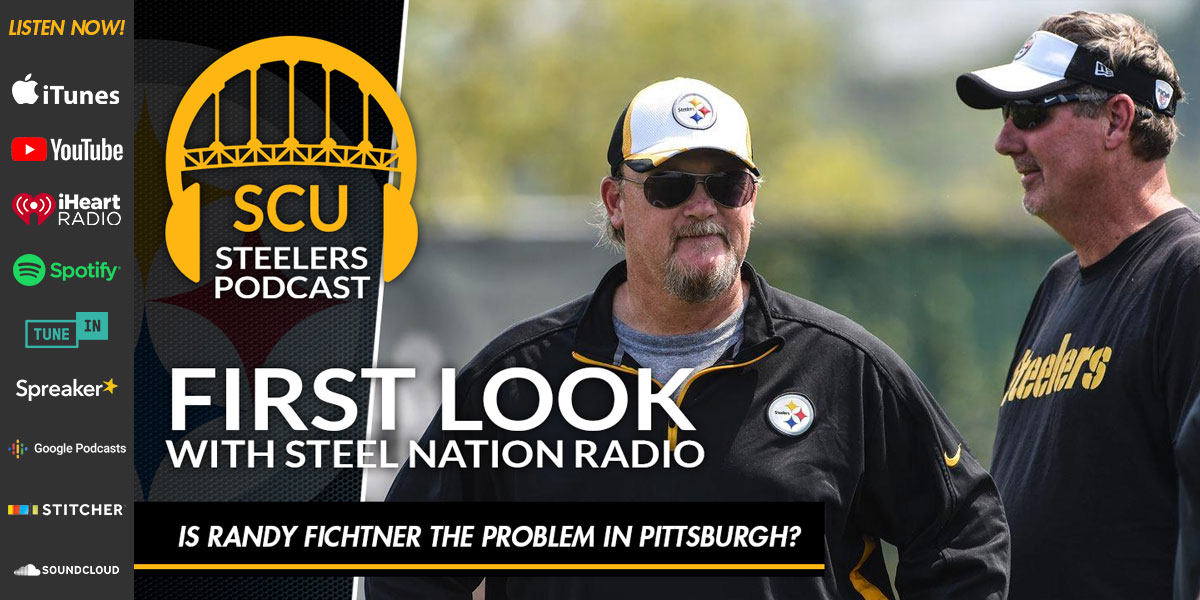 First Look with Steel Nation Radio: Is Randy Fichtner the problem in Pittsburgh?