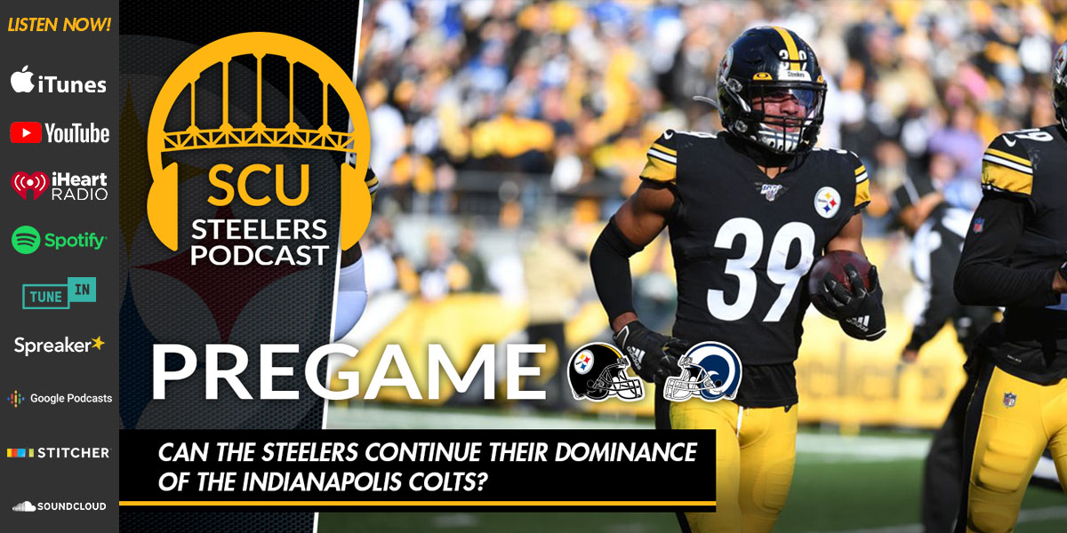 Steelers seek fourth-straight win against the LA Rams