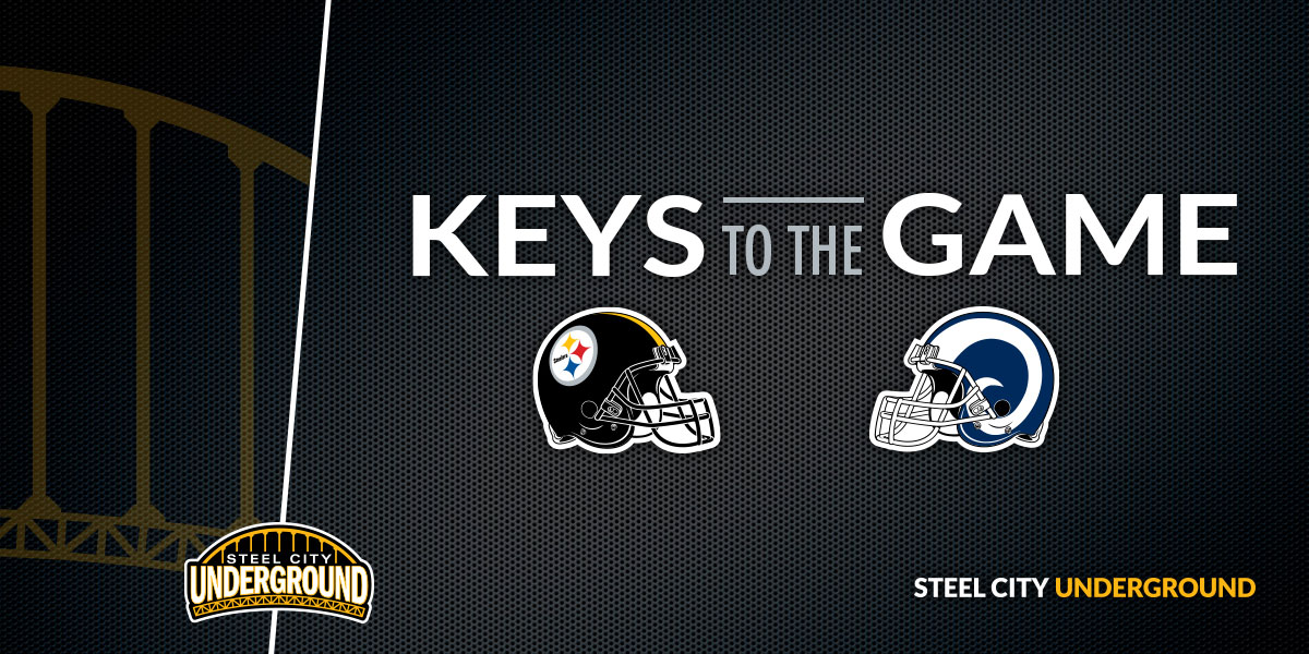 Steelers vs. Rams Keys to the Game
